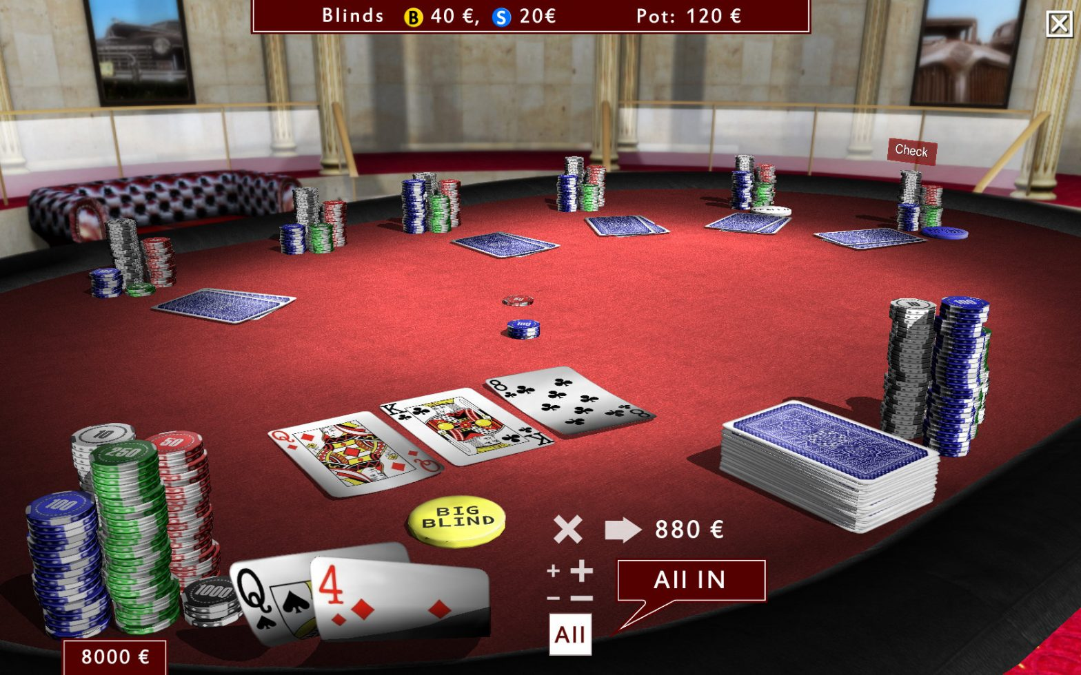 poker texas holdem